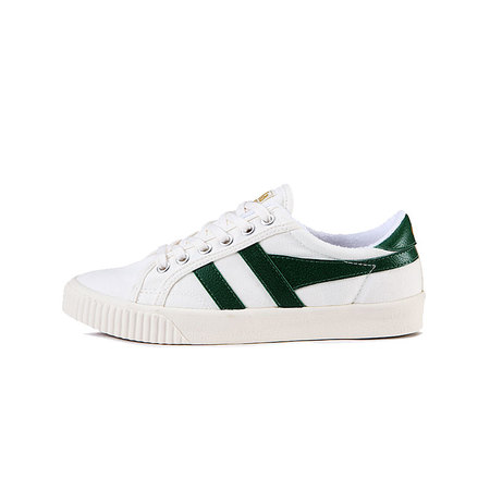 Tennis Mark Cox Off White/Dark Green_CLA280WN