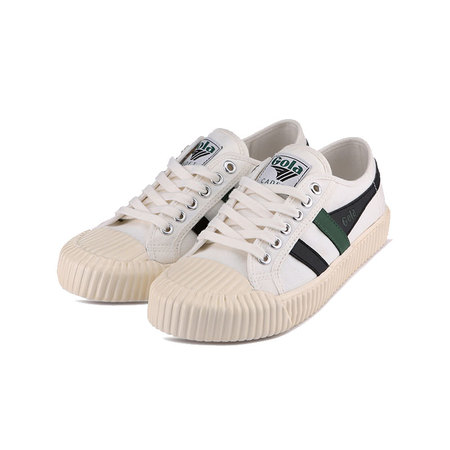 Cadet Off White/Black/Dark Green_CMA545WB