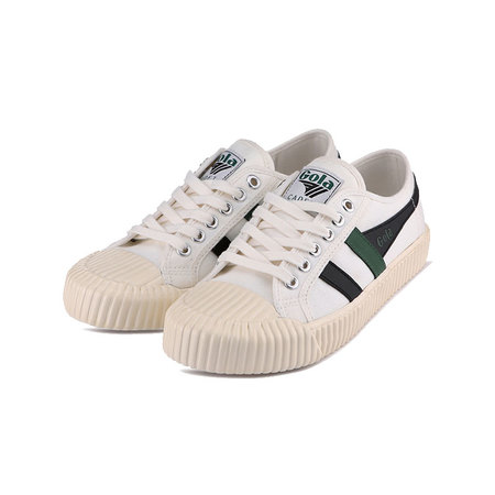 Cadet Off White/Black/Dark Green_CLA545WB