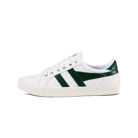 Tennis Mark Cox Off White/Dark Green_CMA280WN