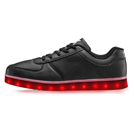 Led Sneakers BLACK LEDLOW002