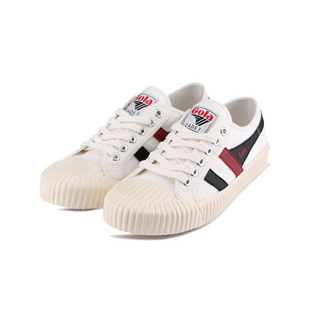 Cadet Off White/Black/Deep Red_CLA545WX