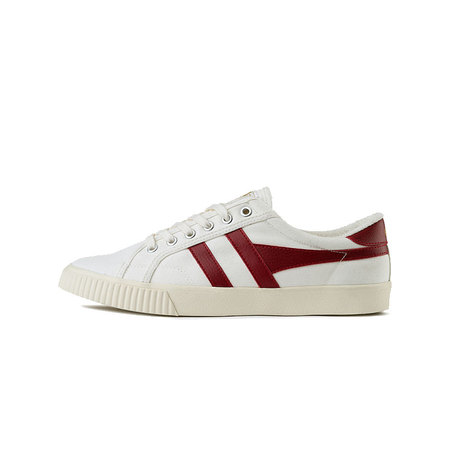 Tennis Mark Cox Off White/Deep Red_CMA280WR